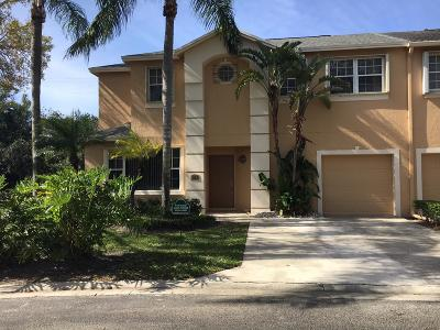 Jupiter Townhouse For Sale: 312 Laurel Oaks Way
