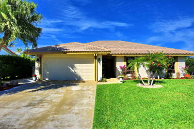 Boca Raton Single Family Home For Sale: 441 NW 72nd Street