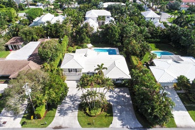 Delray Beach Single Family Home For Sale: 509 Oleander Lane