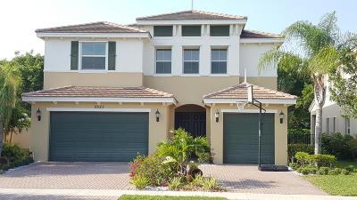 Wellington Single Family Home For Sale: 9523 Phipps Lane