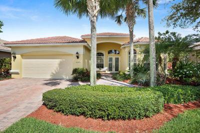 Lake Worth, Lakeworth Single Family Home For Sale: 6866 Milani Street