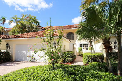 Boca Raton Townhouse For Sale: 5637 NW 24th. Terrace