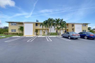 Delray Beach Condo For Sale: 2300 Del Aire Boulevard #102