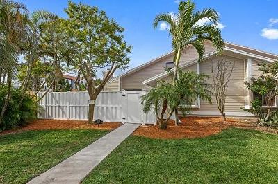 Jupiter Townhouse For Sale: 1001 Summerwinds Lane