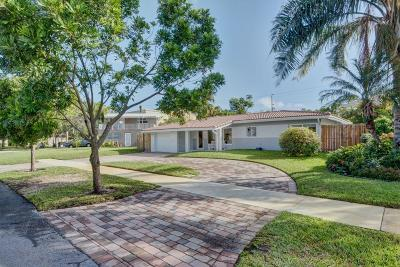 Fort Lauderdale Single Family Home For Sale: 2030 NE 21st Avenue