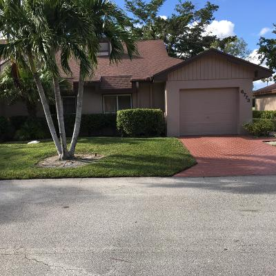 Lake Worth, Lakeworth Single Family Home For Sale