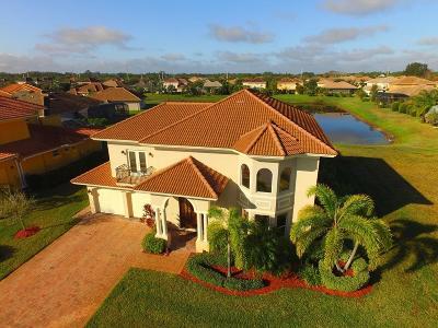 Vero Beach Single Family Home For Sale: 6235 55th Avenue