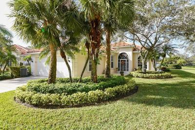 West Palm Beach Single Family Home For Sale: 2515 Kittbuck Way