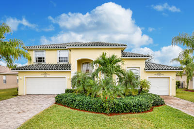 West Palm Beach Single Family Home For Sale: 9430 Bristol Ridge Court