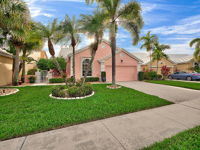 Boynton Beach Single Family Home For Sale: 8354 Horseshoe Bay Road