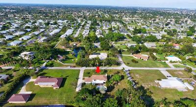 Delray Beach Single Family Home For Sale: 4024 Frances Drive
