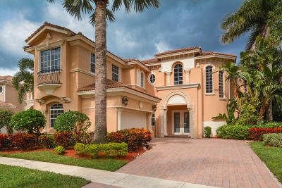 Delray Beach Single Family Home For Sale: 8089 Valhalla Drive