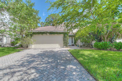 Palm Beach Gardens Single Family Home For Sale: 106 Lone Pine Lane