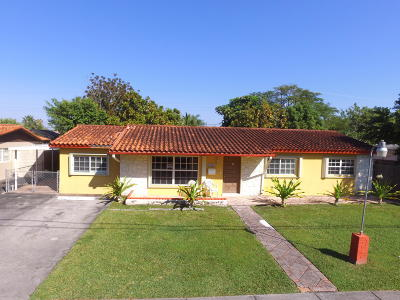 Miami Single Family Home For Sale: 12525 SW 34th Street