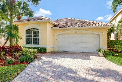 Parkland Single Family Home For Sale: 7533 NW 60th Lane