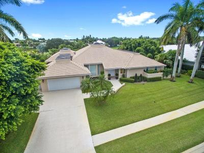 Boca Raton Single Family Home For Sale: 4431 Bocaire Boulevard