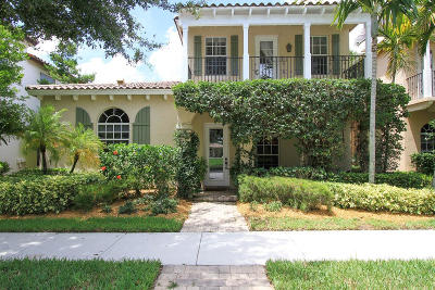 Jupiter Single Family Home For Sale: 123 Barcelona Drive