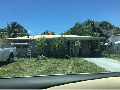 Delray Beach Single Family Home For Sale: 314 SW 8th Street