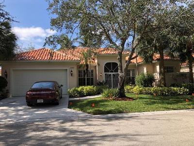 West Palm Beach Single Family Home For Sale: 2765 Hancock Creek Road