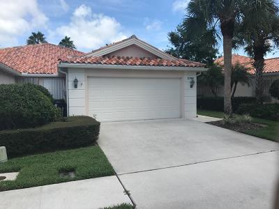 West Palm Beach Single Family Home For Sale: 2796 Livingston Lane