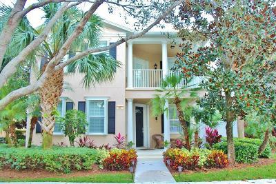 Jupiter Single Family Home For Sale: 283 Caravelle Drive