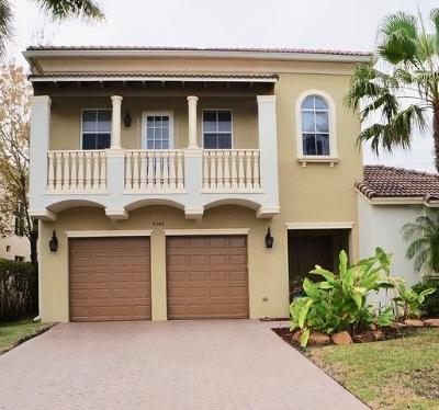 West Palm Beach Single Family Home For Sale: 9340 Nugent Trail
