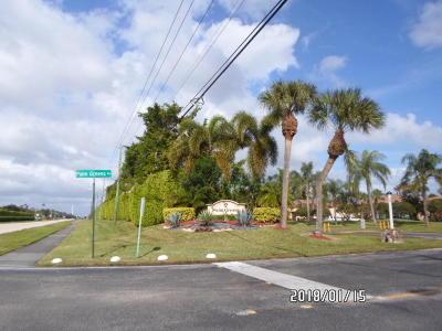 Delray Beach Condo For Sale: 5728 Phoenix Palm Court #C