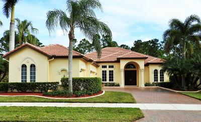 Port Saint Lucie Single Family Home For Sale: 808 SW Classico Court