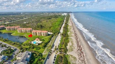 Jupiter Single Family Home For Sale: 101 Ocean Bluffs Boulevard #106