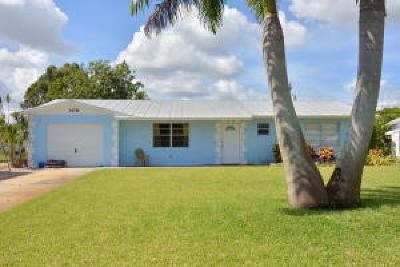 Stuart Single Family Home For Sale: 1478 SE Andrews Street