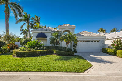 Boca Raton Single Family Home For Sale: 3599 NW Clubside Circle