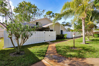 Jupiter Townhouse For Sale: 903 Summerwinds Lane