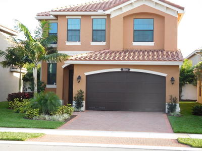 Delray Beach FL Single Family Home For Sale: $490,000