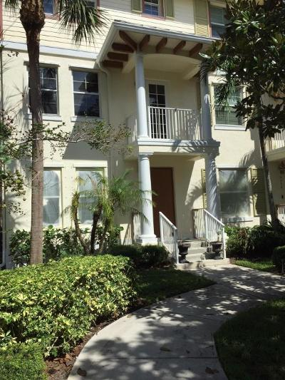 Townhouse For Sale: 4300 Blowing Point Place