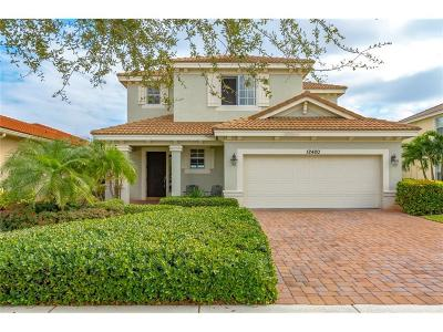 Palm Beach Gardens Single Family Home For Sale: 12420 Aviles Circle