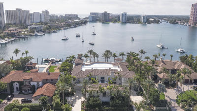Boca Raton Single Family Home For Sale: 750 Lake Drive