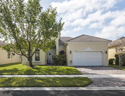 Fort Pierce Single Family Home For Sale: 5952 Spanish River Road