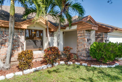 Boca Raton Single Family Home For Sale: 10173 182nd Court S