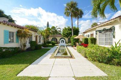 Delray Beach Multi Family Home For Sale: 110 Marine Way