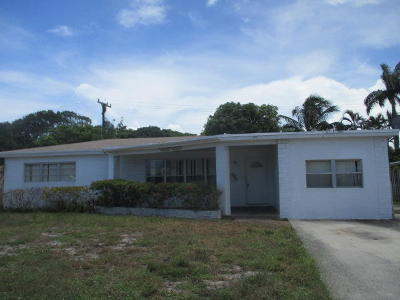 Boca Raton Single Family Home For Sale: 190 NE 21st Street