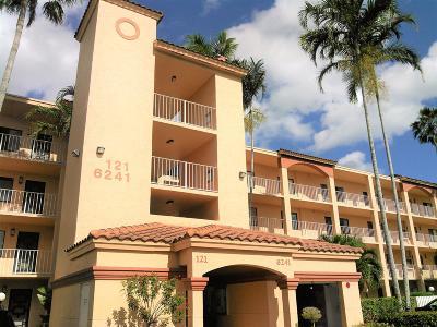 Delray Beach Condo For Sale: 6241 Pointe Regal Circle #307