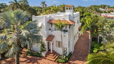 West Palm Beach Single Family Home For Sale: 3007 Washington Road