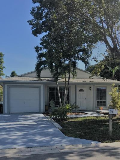 Boca Raton Single Family Home For Sale: 23438 Shetland Run