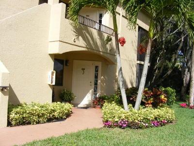 Delray Beach Condo For Sale: 7563 Glendevon Lane #1304