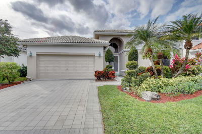 Boca Raton Single Family Home For Sale: 5757 NW 38th Terrace