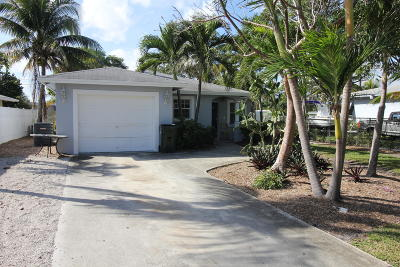 Delray Beach FL Single Family Home For Sale: $245,000