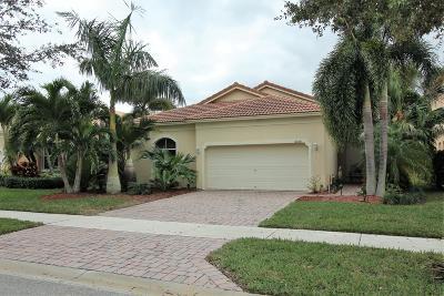 Fort Pierce Single Family Home For Sale: 6018 Arlington Way