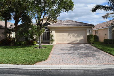Boynton Beach FL Single Family Home For Sale: $295,000