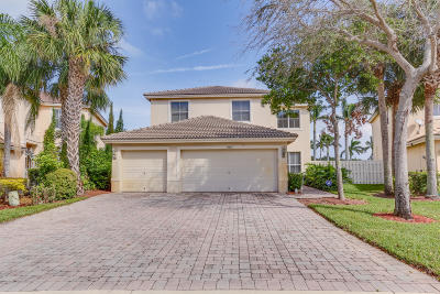 West Palm Beach Single Family Home For Sale: 4902 Victoria Circle