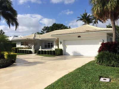 Boca Raton Single Family Home For Sale: 2275 Areca Palm Road